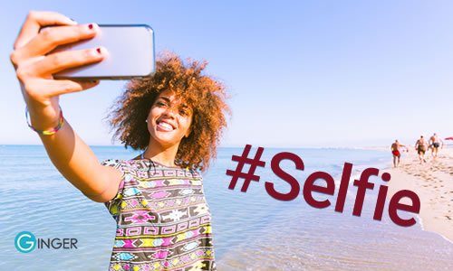 A Selfie is More Than Just a Hashtag