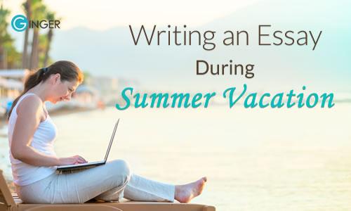Writing _Summer Vacation_500x300_1